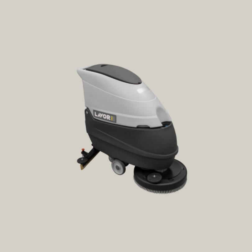 Masina de spalat si aspirat suprafete dure Lavor EVO 50 B